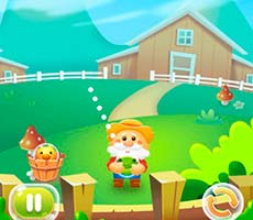 Farm Bubbles Bubble Shooter