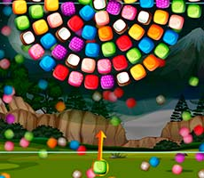 Bubble Shooter Candy Wheel