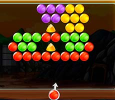 Bubble Shooter Difficile