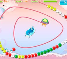 Bubble Shooter Jeux Clic